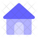 House Homepage Estate Icon