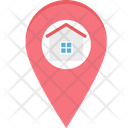 House House Location Map Location Icon