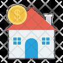 House Home Dollar Icon