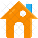 House Home Resort Icon