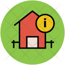 House Home Exclamation Icon