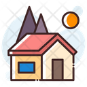 House Home Family House Icon