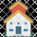 Building Apartment Real Estate Icon