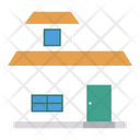 House Home Residential Icon