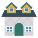 Home Apartment Residential Icon