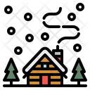 House Home Winter Icon