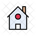 House Building Engineering Icon