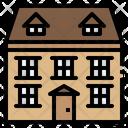 Home Building City Icon