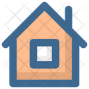 Christmas House Home Icon