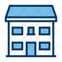 House Apartment Building Building Icon