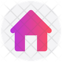 Interface House Home Icon