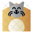 House Cat Home Icon