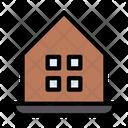 House Window Home Icon