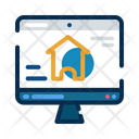 Website House Home Icon