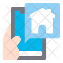 House App Smartphone Icon