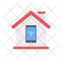House Home Smart Home Icon