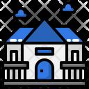 House Urban Town Icon