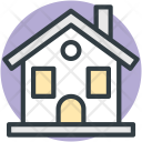 House Building Hut Icon
