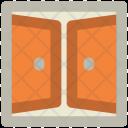 House Entrance Gateway Icon