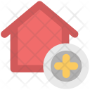 House Home Add Icon