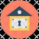 House Key Slot Icon
