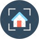 House Focus Search Icon