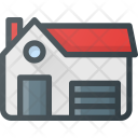 House Home Architecture Icon