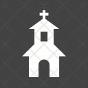 House Church Pray Icon