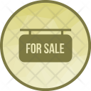 House Sale Home Icon