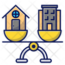 House Flat Home Icon