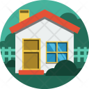 House Architecture Building Icon