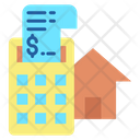House Bills Payments Icon