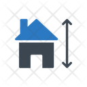 House Blueprint Home Icon
