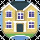 Houses Building Estate Icon