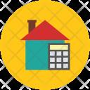House Calculator Finance Icon