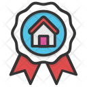 House Certification Service Icon