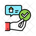 Hand Hold Approved Icon