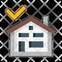 House Check Icon
