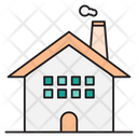 Factory Organization Chimney Icon