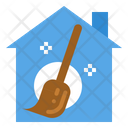 House Cleaning Service Icon