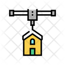 House Transportation Color Icon