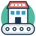 House Construction Site Icon