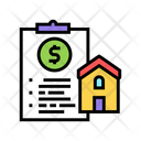 House Buy Contract Icon