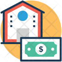 House Payment Property Icon