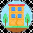House Cracking Icon