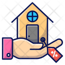 House Credit Property Home Icon