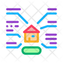 House Characteristics Building Icon