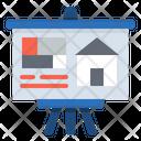 House Presentation Detail Icon