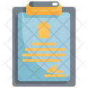 Document House Contract Icon
