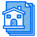 House Files Paper Icon